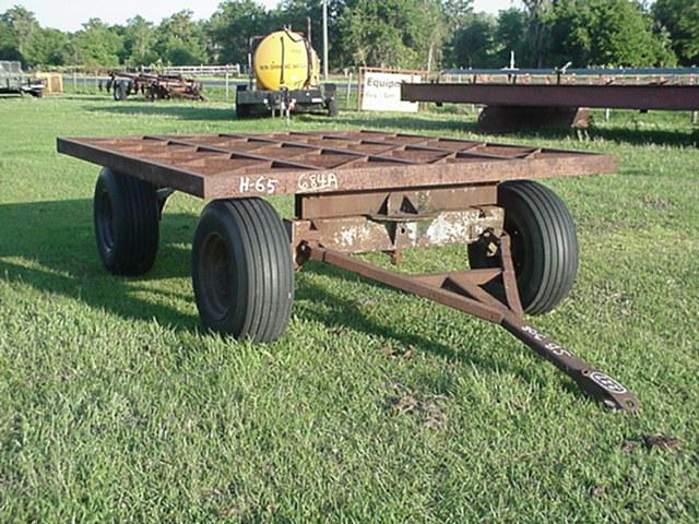 Electric Farm Wagon ~ Morgan trailers inc fl quality service for