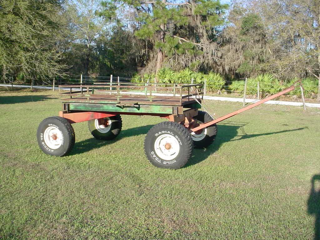 Compact Farm Wagons : Morgan trailers inc fl quality service for